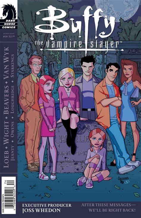 Buffy the Vampire Slayer Season 8 #20: After These