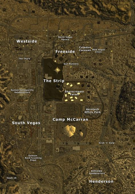 New Vegas - The Vault Fallout Wiki - Everything you need