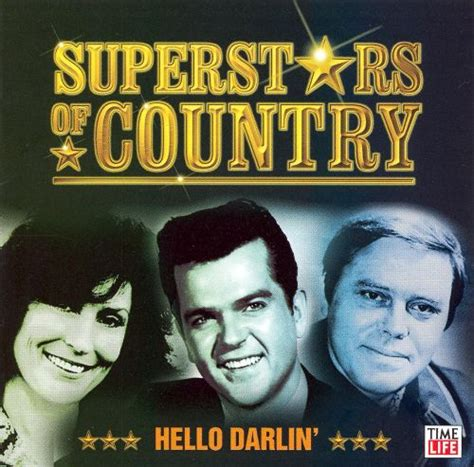 Superstars of Country: Hello Darlin' - Various Artists