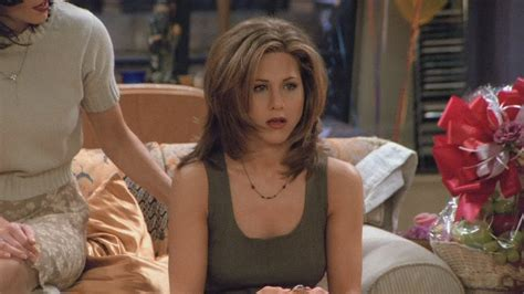 Friends - Rachel finds out that Ross is in love with her
