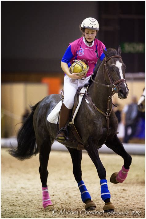 Picture of Paris'cup Horseball - Women French Championship