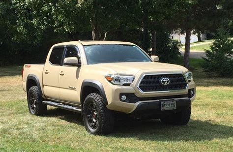 2017 TRD Off Road 4x4 6 Spd Manual | Tacoma World