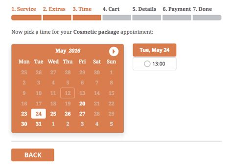 Bookly Booking Plugin – Responsive Appointment Booking and
