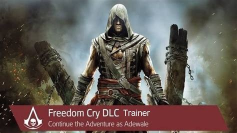 Download Assassin's Creed 4 Freedom Cry Trainer