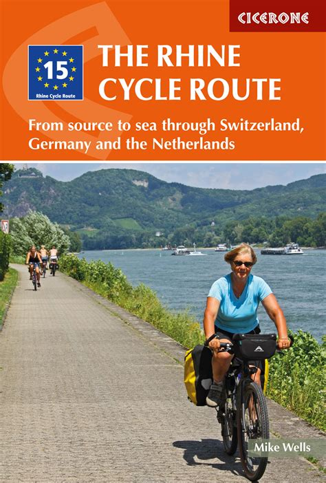 Guidebook to the Rhine Cycle Route   Cicerone Press