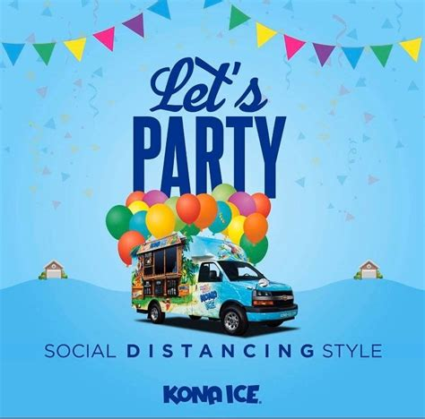 WIN A KONA ICE PARTY!!! We are our