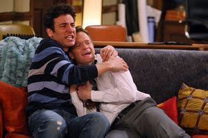 Ted and Barney | How I Met Your Mother Wiki | FANDOM