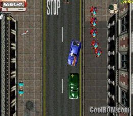 Grand Theft Auto - Mission Pack #1 - London 1969 ROM (ISO